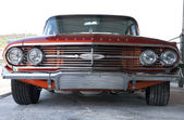 1960 postaven chevrolet impala — Stock fotografie