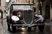 Mille Miglia 2013, FIAT CISITAL COLOMBO BARCHETTA a 1933 built — Stock Photo