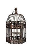 Empty bird cage — Stock Photo