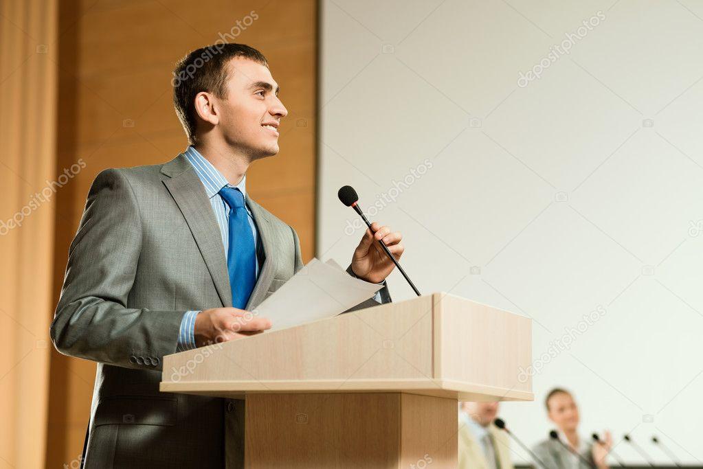 Что нужно чтобы быть оратором