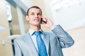 Successful in business — Stock Photo