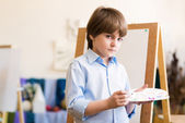 Drawing lesson — Stock Photo