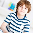 Stock Photo: Portrait of boy