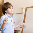 Drawing lesson — Stock Photo #26133919