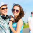 Young couple — Stock Photo #28610581