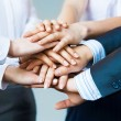 Concept of teamwork — Stock Photo #31889607