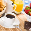 Continental breakfast — Stock Photo #32747547