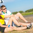 Young couple — Stock Photo #40206909