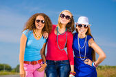 Young girls — Stock Photo