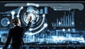 Innovative technologies — Stock Photo