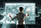 Mediatechnologieën — Stockfoto