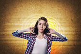 Music lover — Stock Photo