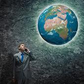 Wereldwijde business — Stockfoto
