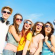 Group of young people — Stock Photo #50704671