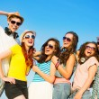 Group of young people — Stock Photo #50706047
