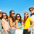 Group of young people — Stock Photo #50706355