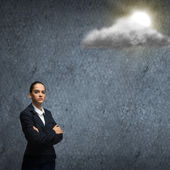 Niepowodzenia w biznesie — Zdjęcie stockowe