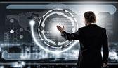 Tecnologias inovadoras — Foto Stock