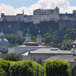 Fortress Hohensalzburg, austria — Stock Photo