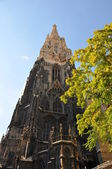 St. Stephens Cathedral, Vienna — Stock Photo