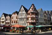Korsvirkeshus i limburg, tyskland — Stockfoto