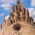 Постер, плакат: Sand sculpture