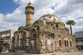 The Great El Omri Mosque Tiberias — Stock Photo