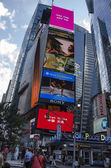 Time Square — Stock Photo