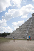 Kukulcan Pyramid — Stock Photo