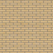 Brick Wall Texture Seamlessly Tileable. — Stock Photo #15310453