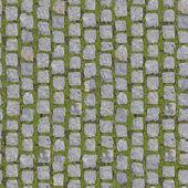 Stone Block Seamless Tileable Texture. — Stock Photo