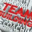 Team Building Concept. - Stock Photo