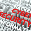 Cyber Security Concept. - Stock Photo