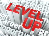 Level Up Concept. — Stock Photo