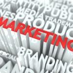 Marketing Concept. — Stock Photo