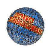 Data Security Concept. — Stock Photo