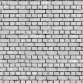 Grey Brick Wall Background. — Stock Photo