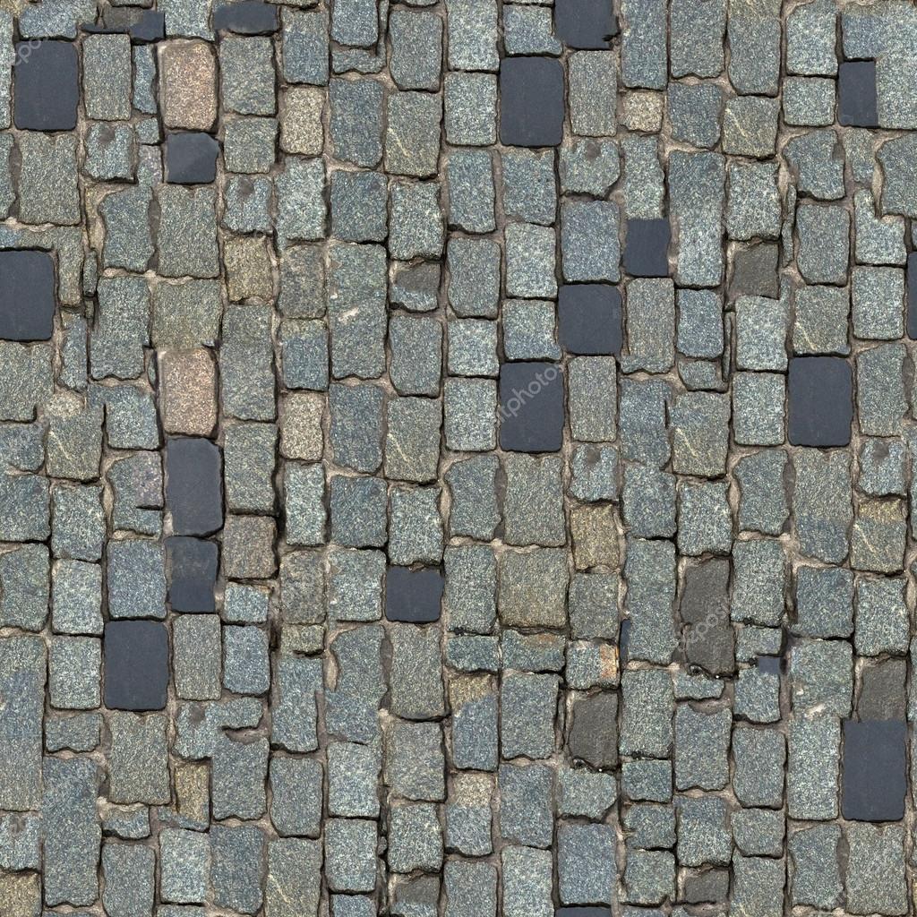 Stone Block Seamless Texture  - Stock ImageSeamless Stone Road Texture