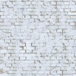 White Brick Wall Texture. — Stock Photo #21299575