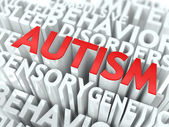 Autism Concept. — Stock Photo