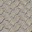 Paving Slabs. Seamless Texture. - Stock Photo