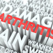 Photo: Arthritis Concept.