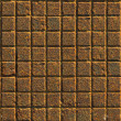 Rusty Iron. Seamless Texture. — Stock Photo