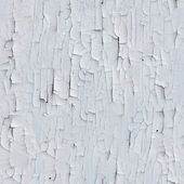 Grey Cracked Paint Seamless Texture. — Foto de Stock