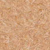 Pressed Wooden Panel (OSB). Seamless Texture. — Stock Photo