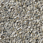 Light Rubble. Seamless Texture. — Stock Photo