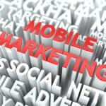 Mobile Marketing Concept. — Stock Photo #23561937