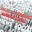 Local Internet Marketing Concept. - Stock Photo
