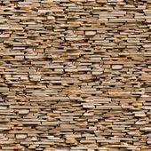 Perfecta textura de la superficie de la piedra pizarra marrón. — Foto de Stock