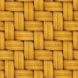 Seamless Texture of Wooden Rattan. — Stock Photo #23987867